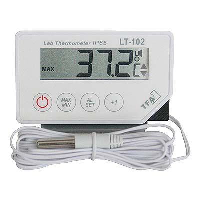 642 Digital-Thermometer mit Alarm