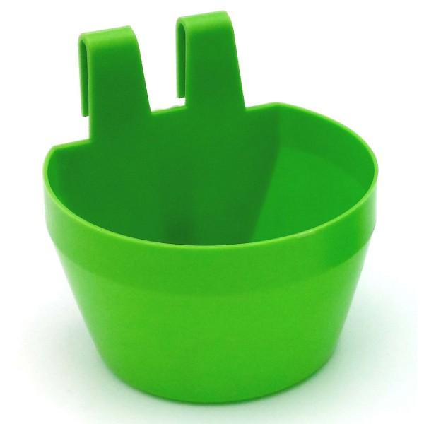 Bio-Tränk- u. Futtergefäß, hellgrün