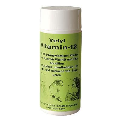 6152 Vitamin-12 Vetyl 100 g