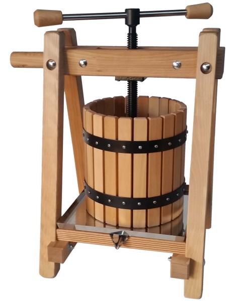 Obstpresse / Traubenpresse 10 Liter