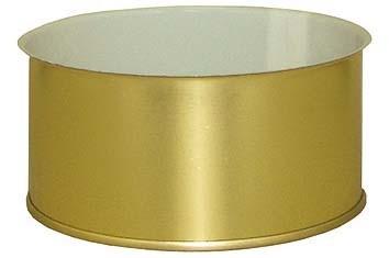 Weissblechdosen 50 mm, 100 Stück