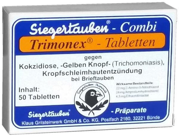 Siegertauben-Combi Trimonex-Tabletten