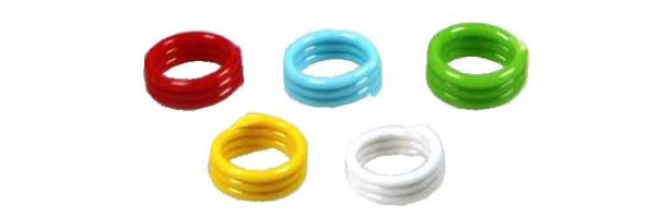 Spiralringe 10 mm (Innendurchmesser)