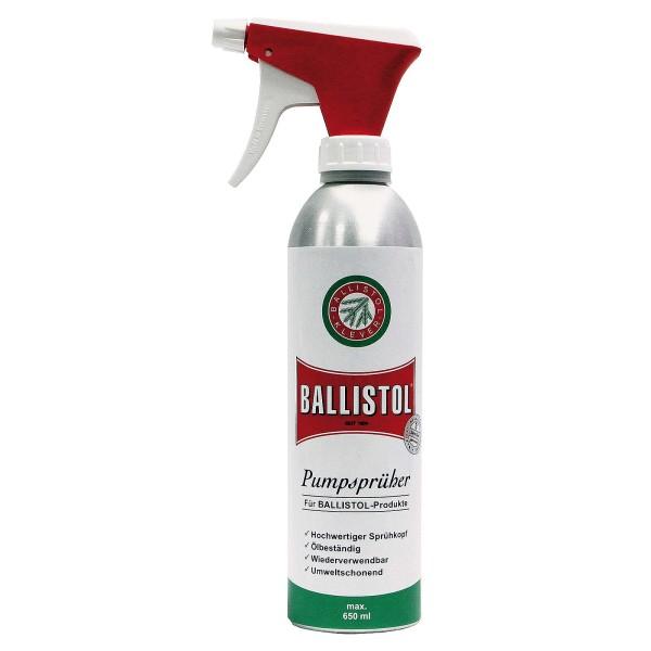 Pumpsprüher für Ballistol Öl, leer, 650 ml