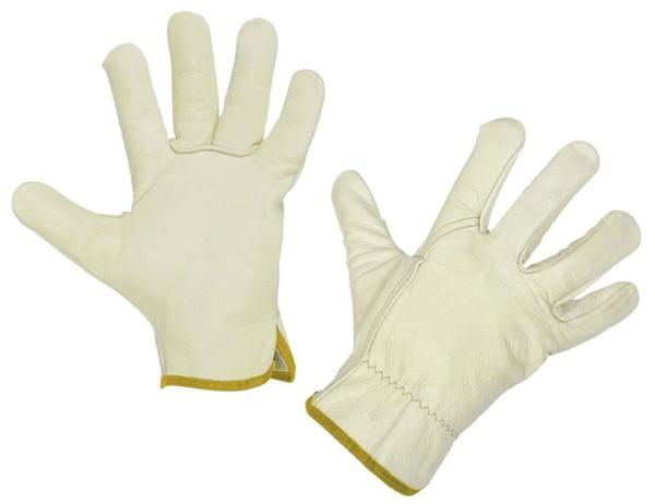 Rindsnappaleder-Handschuh Boss Größe 9