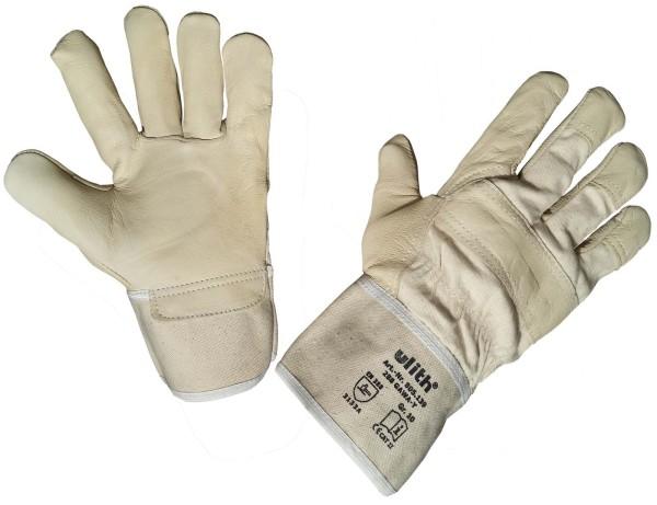 Arbeits-Handschuhe Ziegenvollleder