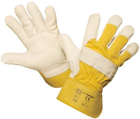 Rindsleder-Handschuhe