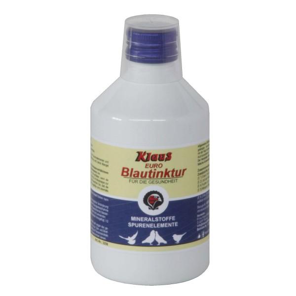 Klaus Euro-Blautinktur 300 ml (Blautropfen)