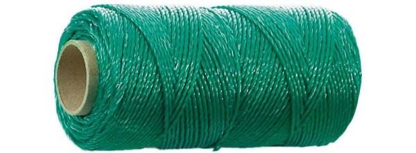 Kunststofflitze grün für Hobbyset