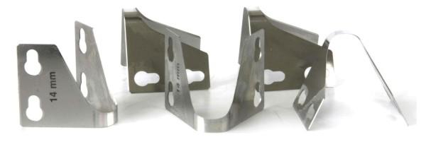 Ersatzklingen 14 mm für 9042000, 5er-Pack
