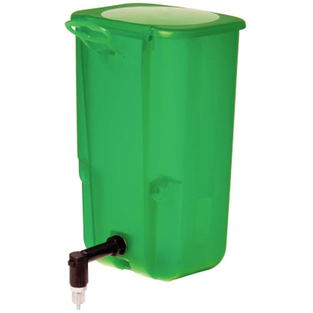 Kleintiertränke / Kaninchentränke 1,2 Liter grün 4192 | BRUJA