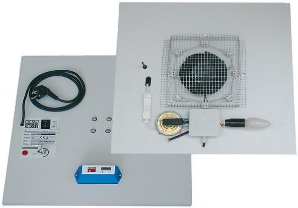 Motorbrüter-Gehäusedeckenplatte digital