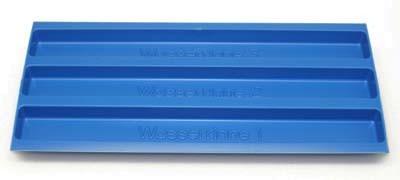Wasserrinnen-Einsatz blau