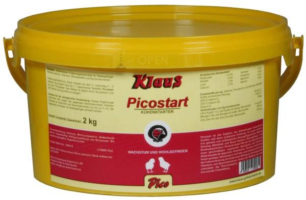 Picostart Kükenstarter 2,0 kg
