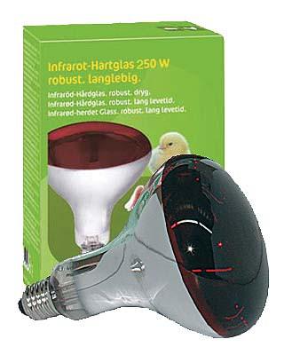 256 Infrarotlampe Kerbl 250 Watt