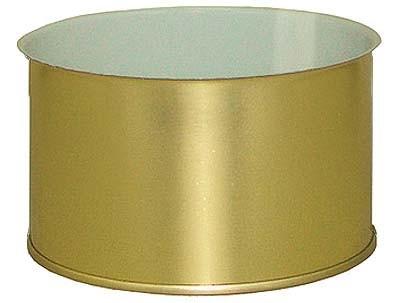 Weissblechdosen 63 mm, 100 Stück