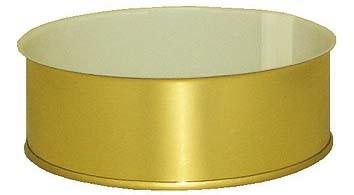 Weissblechdosen 36 mm, 200 Stück