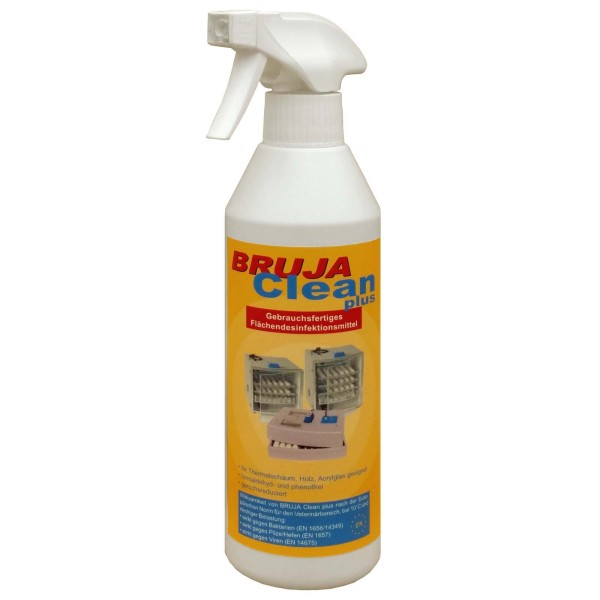 BRUJA Clean plus, 500 ml