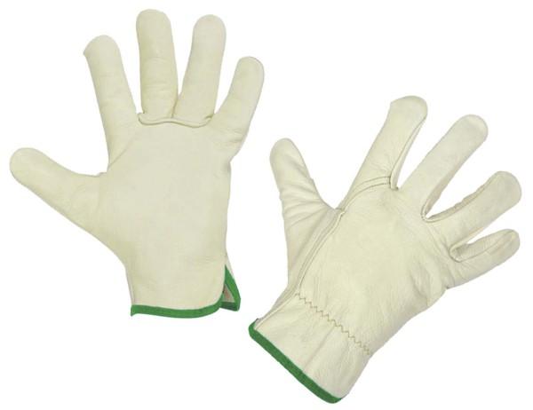 Rindsnappaleder-Handschuh Eco-Boss Größe 10