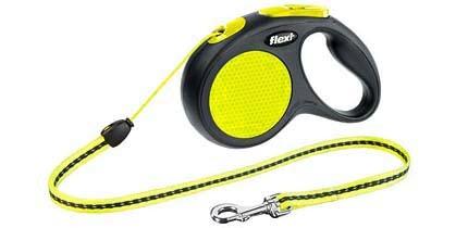 Flexi-Leine Neon 12 kg (S)
