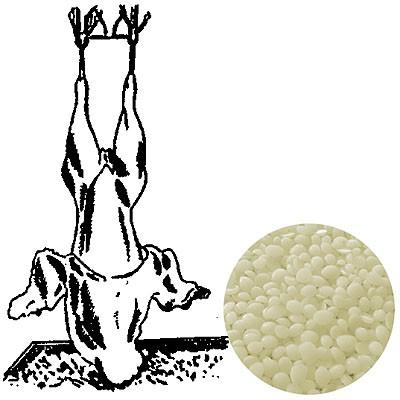 262-5 Rupfwachs (Pastillen) 5 kg