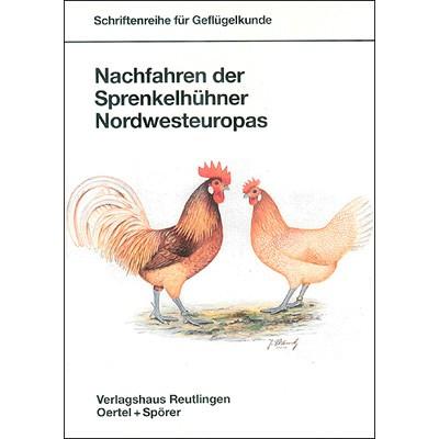 1002 Nachfahren der Sprenkelhühner Nordwesteuropas