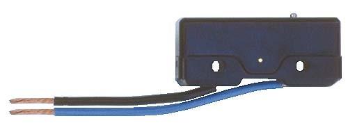 Mikroschalter für Äthermembranen-Thermostat