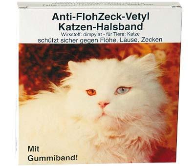 Anti-FlohZeck-Vetyl, Katzen, 35 cm