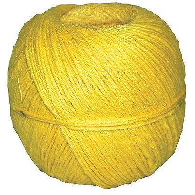 6923 Wurstgarn gelb