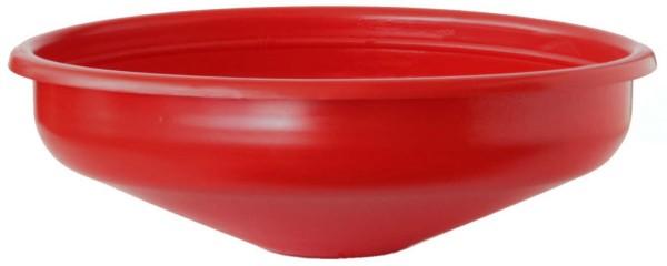 Ersatz-Teller rot