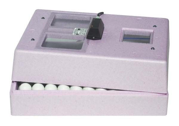 Brutmaschine (Flächenbrüter) Modell 3000 analog mit Wendeeinsatz