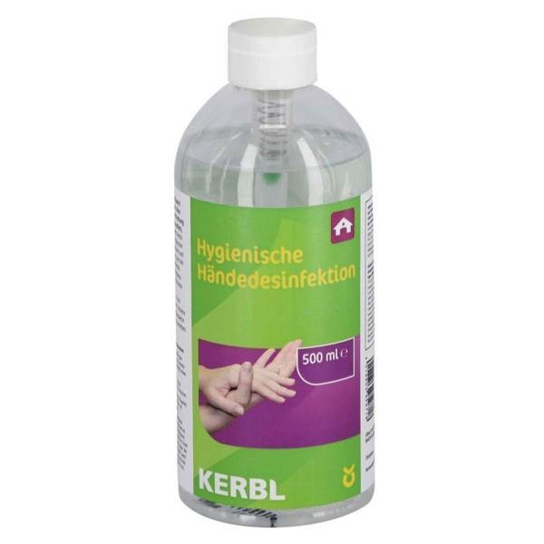 Hygienische Händedesinfektion 500 ml