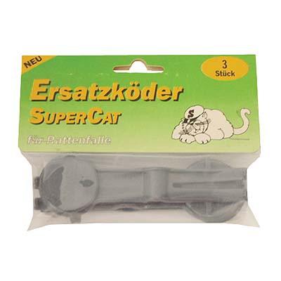 29-1 Ersatzköder  für SuperCat/Ratten (3-Stück)