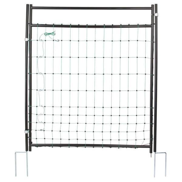 Tür für Elektrozaunnetze bis 90 cm