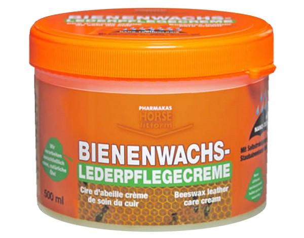 Bienenwachs-Lederpflegecreme 500 ml