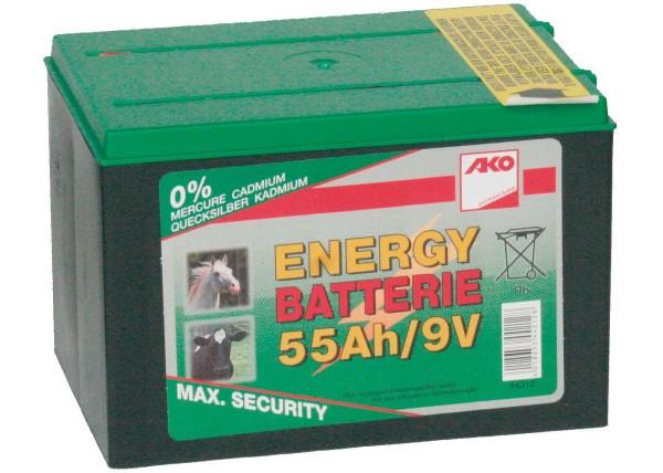 Spezial-Trockenbatterie 55 Ah
