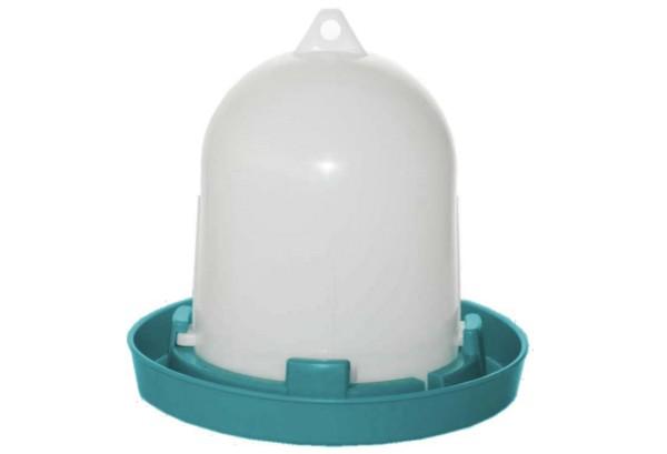 Stülptränke türkisblau 1,5 Liter
