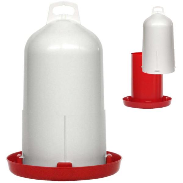 Geflügeltränke Doppelzylinder 12 Liter