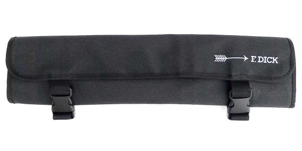 Dick-Textilrolltasche für 7 Teile, leer
