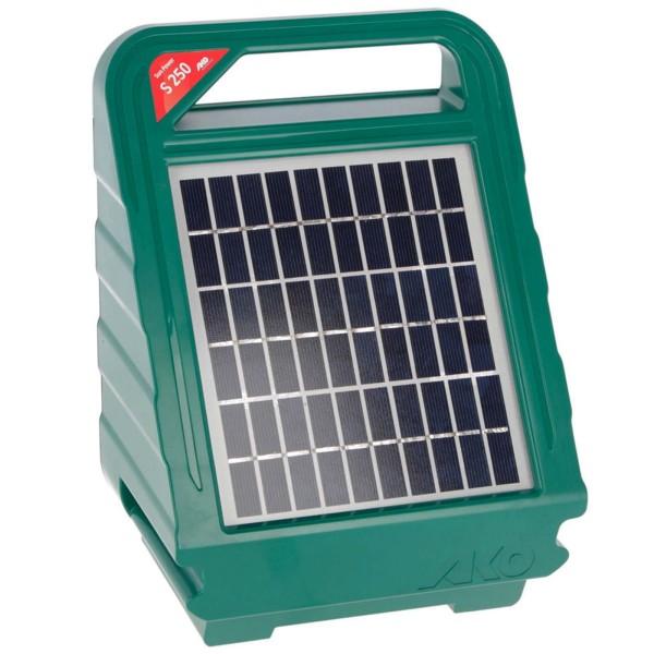 "Solar-Elektrozaungerät ""AKO Sun Power S 250"""